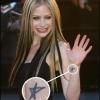 Avril Lavigne Tattoo