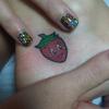 Katy Perry Tattoo