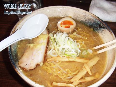 札幌味噌ラーメン(空)
