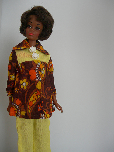 Christie — Barbie's first Black friend — 1968