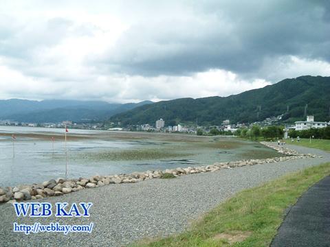 長野諏訪湖 癒しの旅