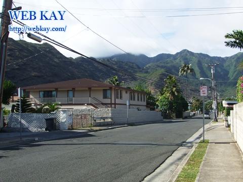 ハワイ ホームステイ Hawaii Kai Kuliouou