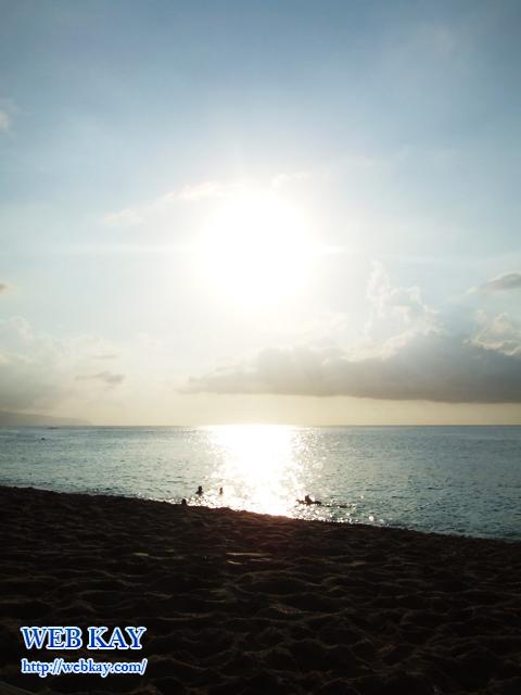 サンセット・ビーチ Sunset Beach Park ノースショア northshore