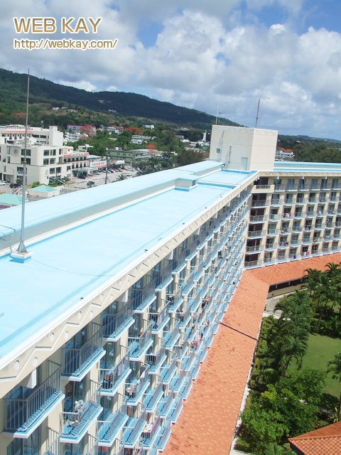 サイパン ハファダイビーチホテル
