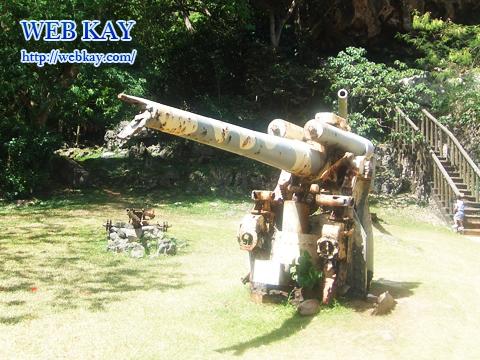 サイパン ラストコマンドポスト(最後の司令部/Last Command Post) 日本軍兵器