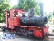 サイパン 砂糖王公園(Sugar King Park) サトウキビ 松江春次(まつえ はるじ) 蒸気機関車