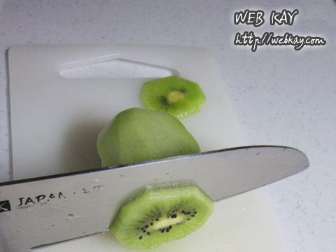 カキ氷 材料 フルーツ キウイ キウィ