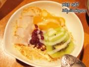 韓国風カキ氷のトッピング 作り方 パッビンス 팥빙수