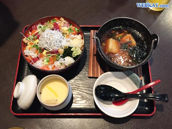 季節限定 ばらちらし丼セット 江ノ島 とびっちょ 海鮮 食べログ