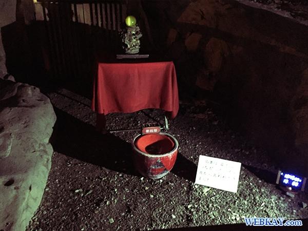 日蓮の寝姿石 江の島 パワースポット 岩屋 いわや 洞窟 江ノ島観光