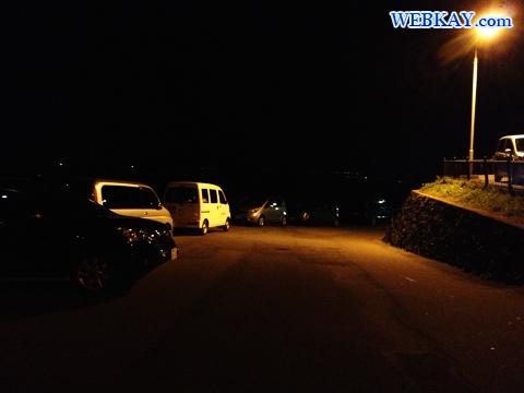 駐車場 函館山 はこだてやま 夜景 日本三大夜景 夜景スポット