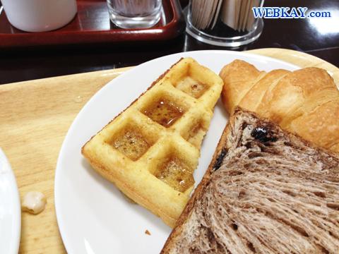 ワッフル ホテル「ドーミーイン函館五稜郭」 朝食バイキング 食べログ
