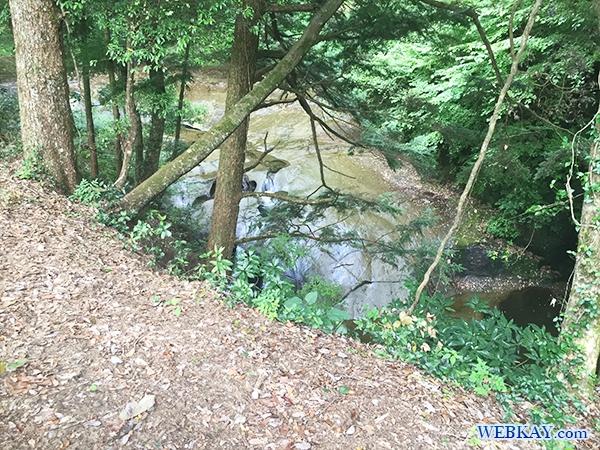濃溝(のうみぞ)の滝 清水渓流公園 千葉県君津市 chiba nomizo waterfall