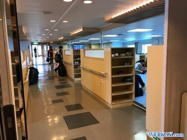 フェリー大函丸 だいかんまる スタンダード ferry daikanmaru ship standard 船旅