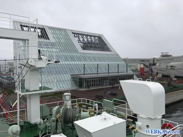 函館フェリーターミナル フェリー大函丸 だいかんまる 津軽海峡 tsugarukaikyo ferry daikanmaru ship standard 船旅