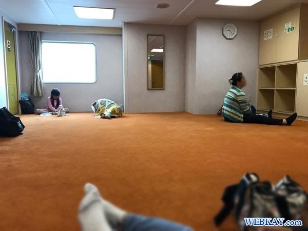 レディースルーム フェリー大函丸 だいかんまる スタンダード ferry daikanmaru ship standard 船旅