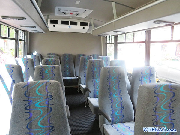 ハワイ ホノルル空港からホテルまでJTB送迎バス レビュー 感想