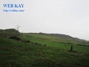 嵐が丘の舞台のHaworth(ハワース)Moor(ムーア/荒野)