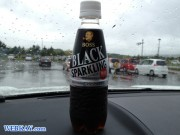 BOSS Black Sparkling 炭酸コーヒー