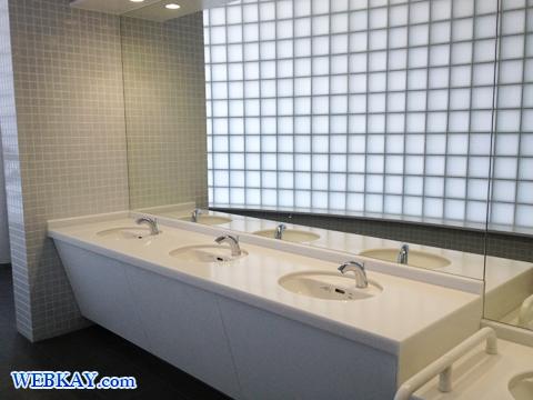 道の駅わっかない JR稚内駅 車中泊 日本最北 施設 トイレ