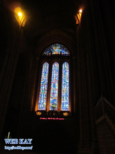 リバプール大聖堂(Liverpool Cathedral)