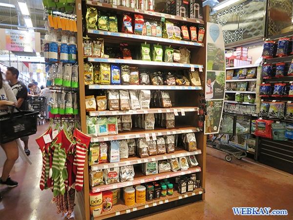 飲料類(ワイン・水・ジュース・コーヒー等) ホールフーズ hawaii wholefoods ハワイ オアフ島 スーパーマーケット