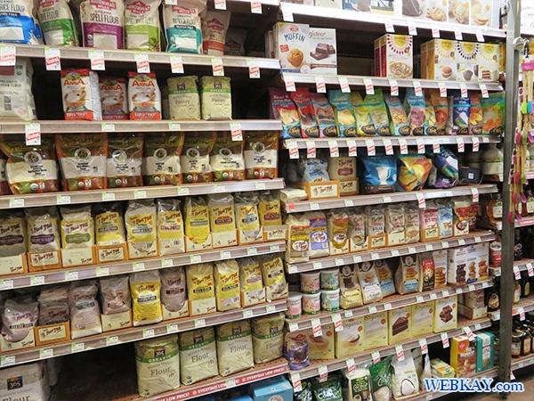 小麦粉(パンケーキMIX)・シロップ・ハチミツ等 ホールフーズ hawaii wholefoods ハワイ オアフ島 スーパーマーケット