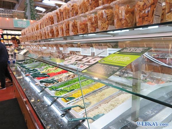 デリ FOOD BAR ホールフーズ hawaii wholefoods ハワイ ランチ デリ