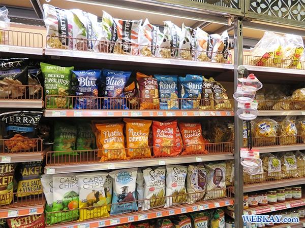 スナック・チョコーレート ホールフーズ hawaii wholefoods ハワイ オアフ島 スーパーマーケット