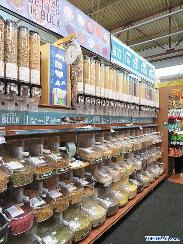 ナッツ&ドライフルーツ、シリアル系 ホールフーズ hawaii wholefoods ハワイ オアフ島 スーパーマーケット