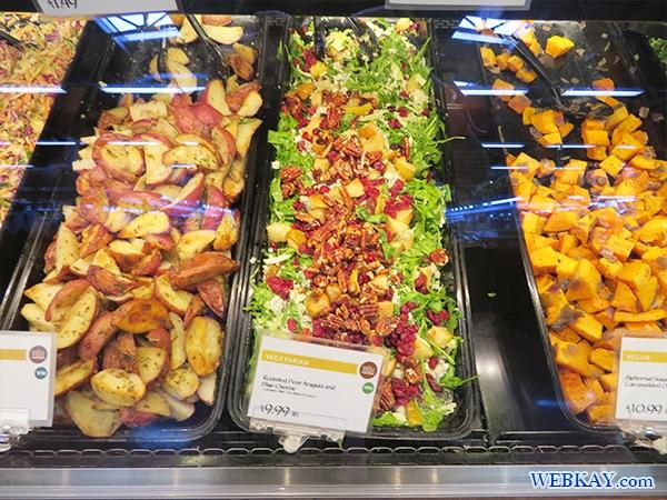 デリコーナー ホールフーズ hawaii wholefoods ハワイ オアフ島 スーパーマーケット