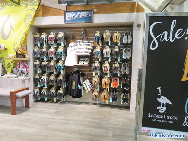 island sole ビーチサンダル Kahala mall カハラモール