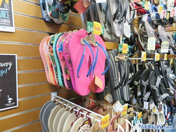 ピンク island sole ビーチサンダル Kahala mall カハラモール