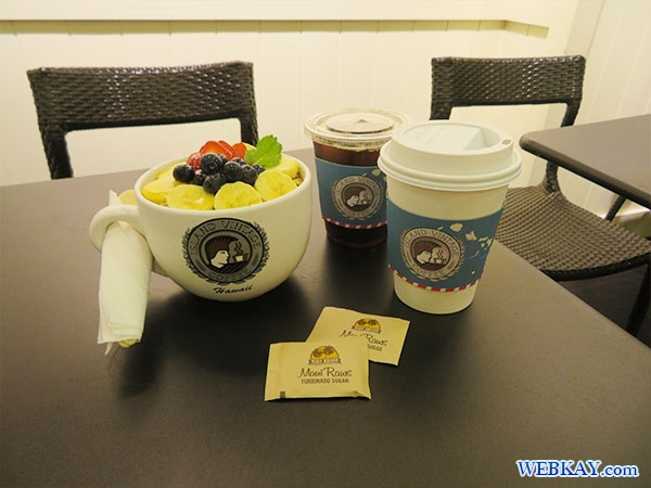アイランド・ヴィンテージ・コーヒー island vintage coffee hawaii ハワイ 食べログ アラモアナセンター Ala Moana