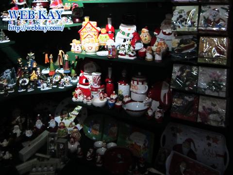 ストラトフォード・アポン・エイヴォンの近くにあるクリスマス装飾店