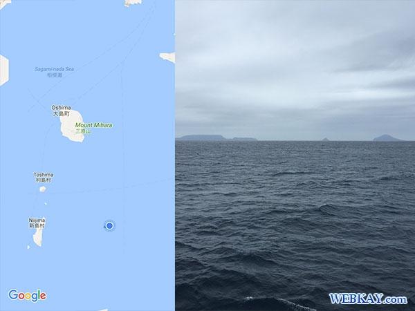 東海汽船 橘丸 船内施設 tokaikisen tachibanamaru ship