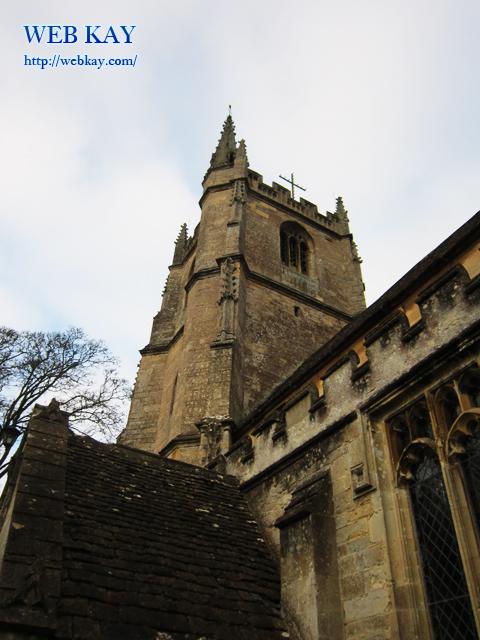 聖アンドリュー教会 (St.Andrew's Church)