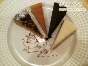 パッパパスタ ケーキセット cake