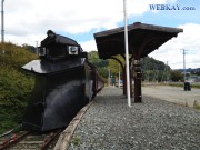 三菱大夕張鉄道車輌保存地