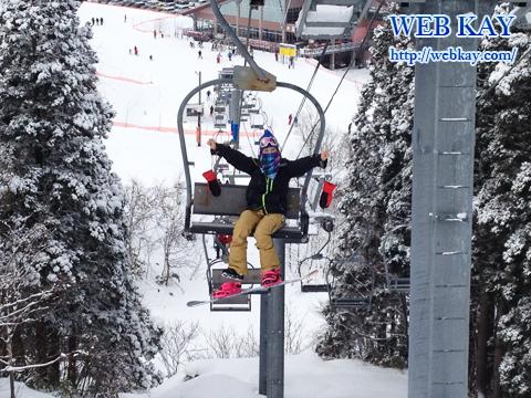 秋田県 たざわ湖スキー場