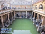 ローマン・バス(The Roman Baths)