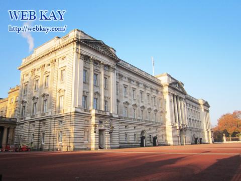 バッキンガム宮殿 (Buckingham Palace)