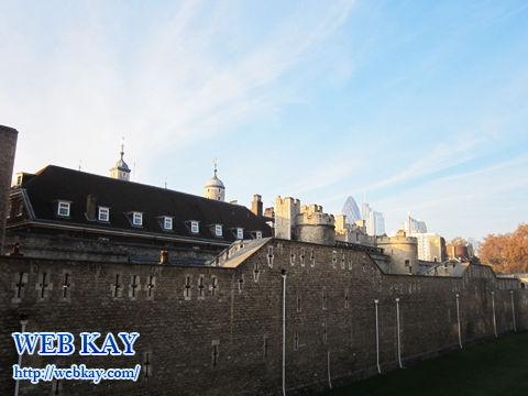 Tower of London(ロンドン塔)