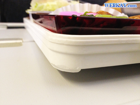 アリタリア Alitalia イタリア航空 機内食 感想 口コミ