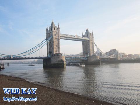 Tower Bridge(タワー・ブリッジ)