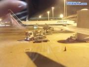 アリタリア Alitalia イタリア航空 フィウミチーノ空港(Fiumicino Airport)