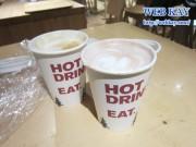 ピカデリーサーカス(Piccadilly Circus)の喫茶店、EAT