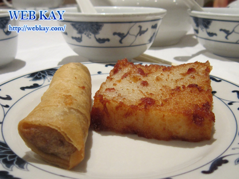 ロンドン市内で中華料理