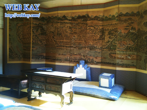 南山韓屋村 ナムサンゴル ハノクマウル 伝統的 家屋 韓屋
