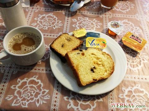朝食,ホテル,アリストン,ARISTON,ベネチア,メストレ地区,メストレ,イタリア旅行,口コミ